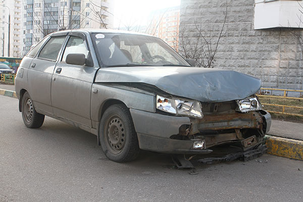 Ремонт кузова после аварии