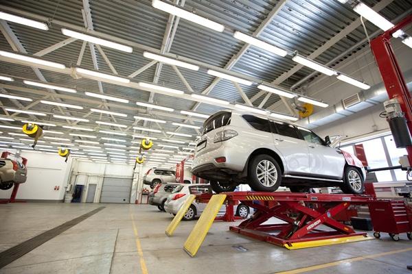 Кузовной ремонт внедорожников
